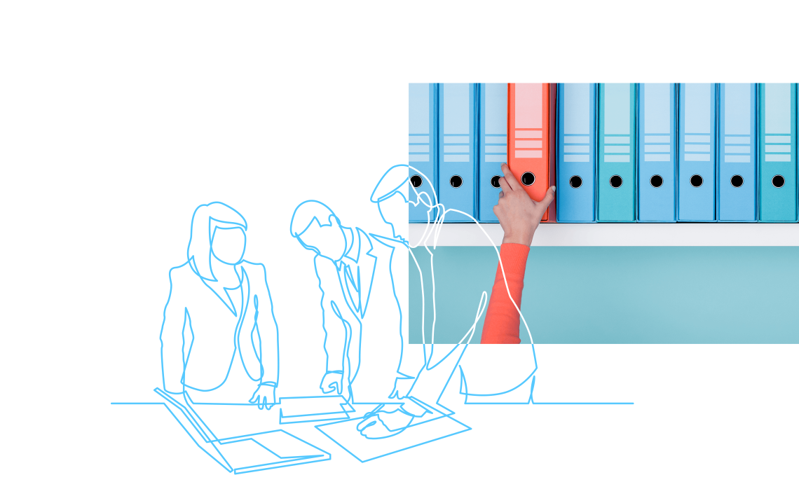 Simplifying and securing your document management with our experts